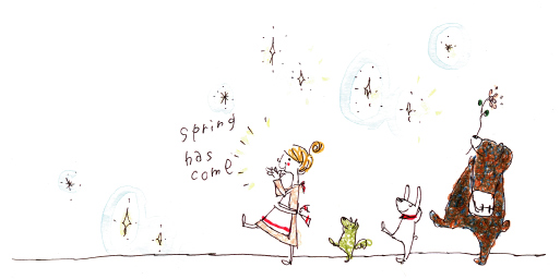 Illustspringhascome5
